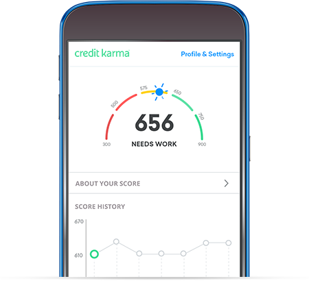 how can i check my credit score with credit karma