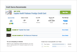 Save money with our personalized  debt management recommendations