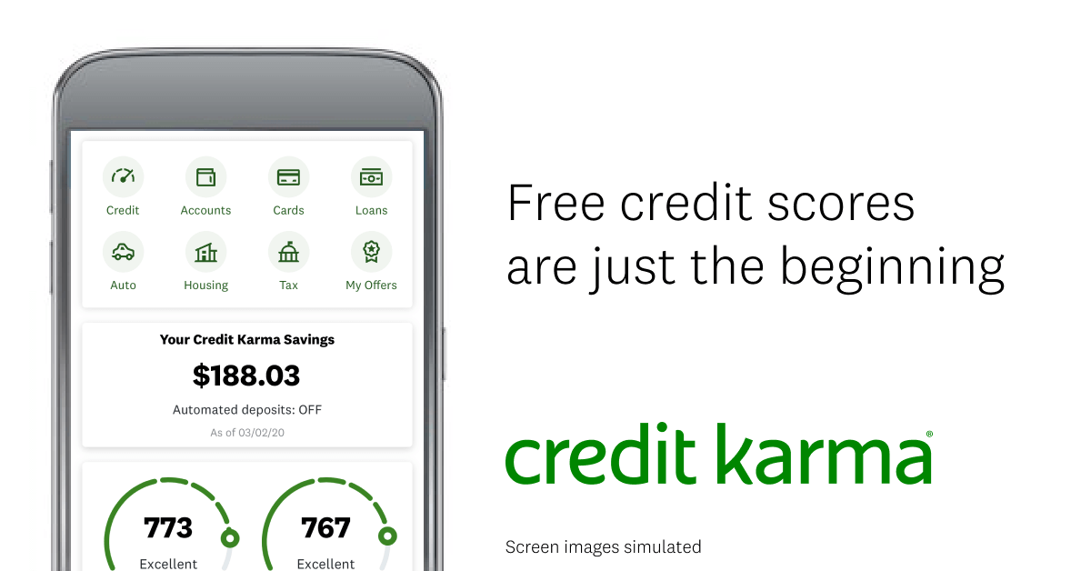 Free Credit Score & Free Credit Reports With Monitoring