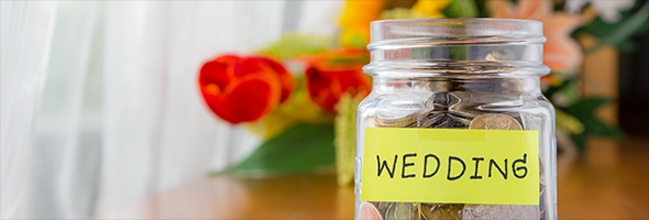 5 tips for planning a wedding on a budget