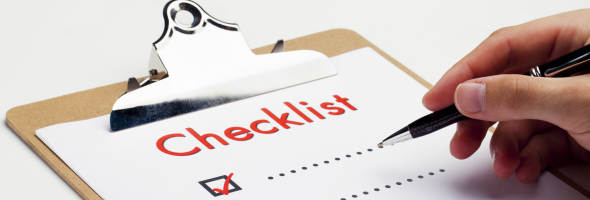5 Items for Your Monthly Financial To-do List