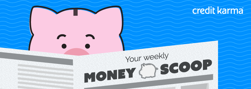 Your weekly money scoop: January 13, 2017