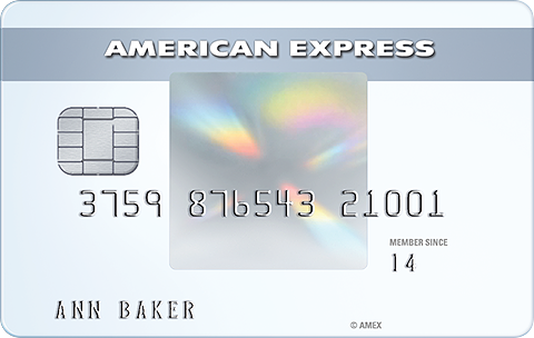 The Amex EveryDay<sup>SM</sup> Credit Card from American Express Credit Card