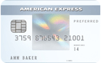 The Amex EveryDay®  Preferred Credit Card from American Express Credit Card