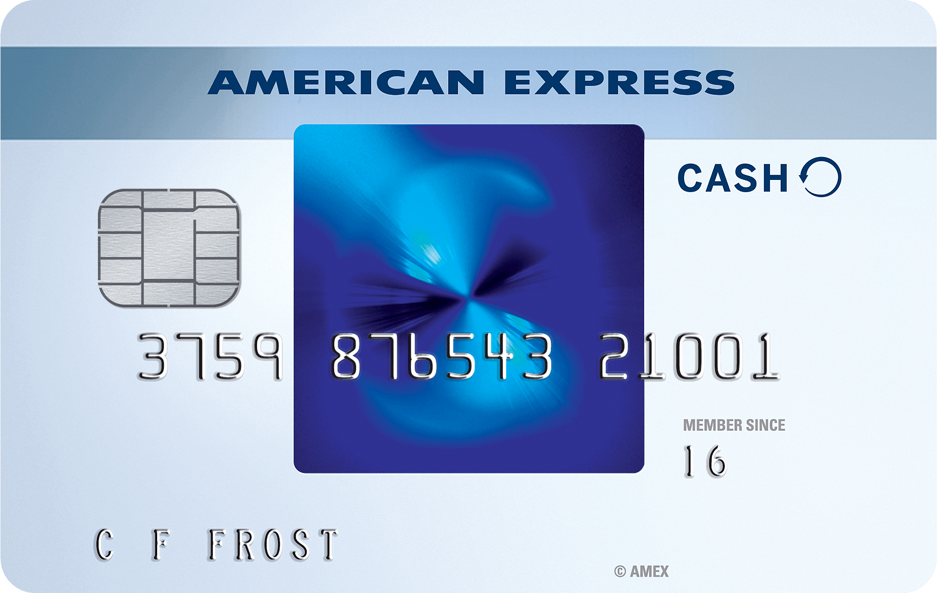 Blue Cash Everyday® Card from American Express Credit Card