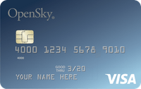 OpenSky® Secured Credit Visa® Card Credit Card