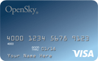 Open SkySM Secured Visa® Credit Card