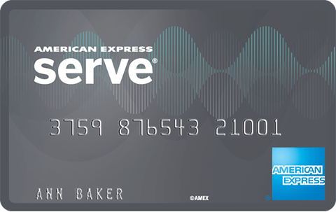 American Express Serve® Cash Back