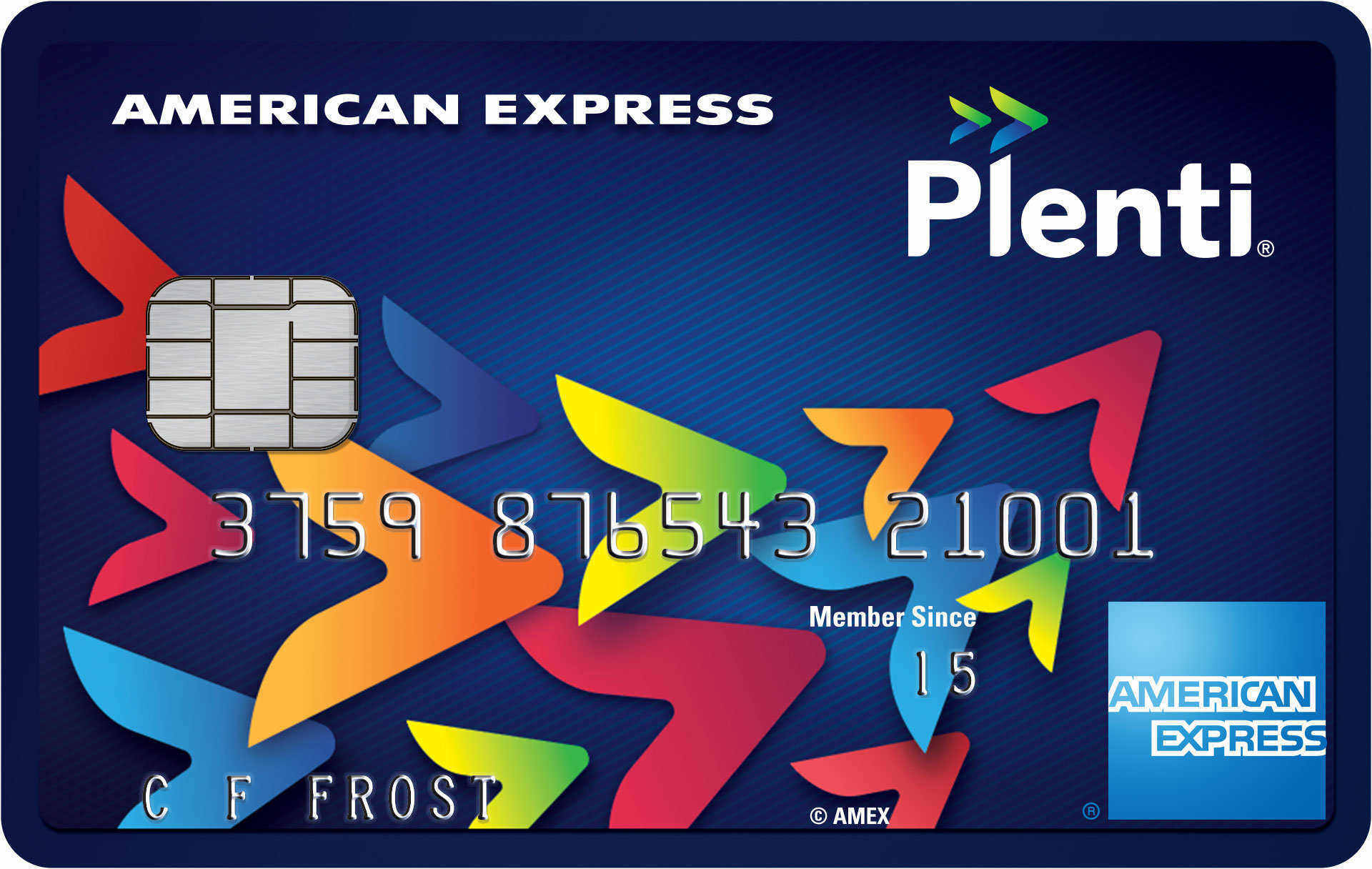 Plenti<sup>SM</sup> Credit Card from Amex Credit Card