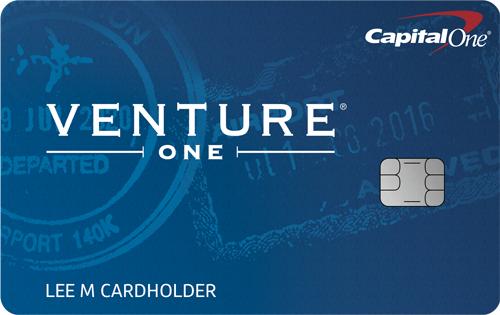 Capital One® VentureOne® Rewards Credit Card Credit Card