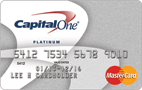 Capital One® Classic Platinum Credit Card Credit Card