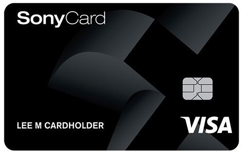 Sony®  Card from Capital One®