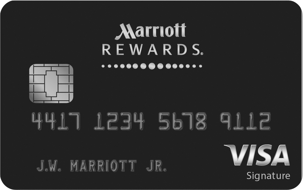 <p>Great for scoring free Marriott hotel stays</p>
