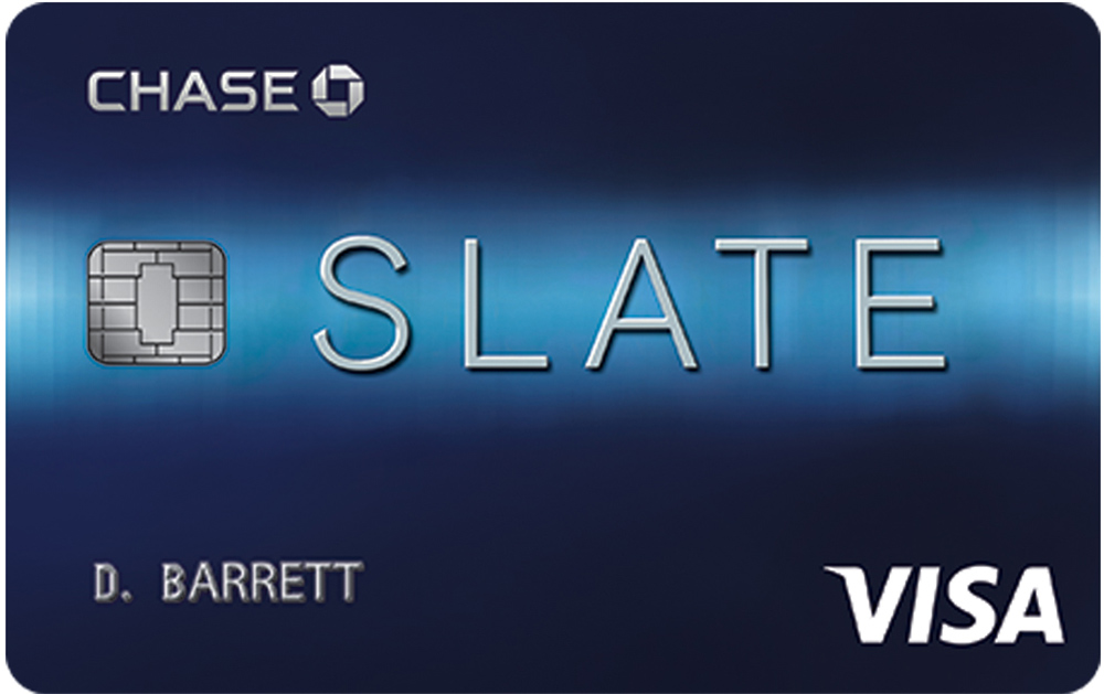 Chase Slate® Credit Card