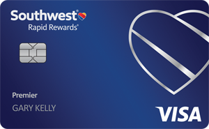 Southwest Airlines Rapid Rewards® Premier Credit Card