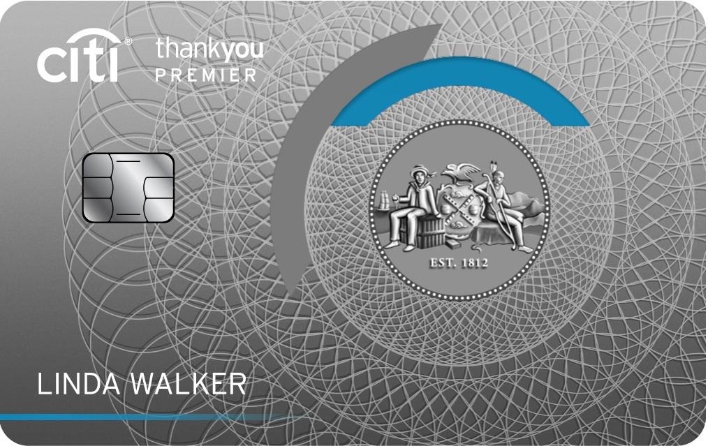 Citi ThankYou® Premier Card