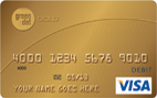 Green Dot® Gold Prepaid Visa Card