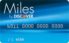 Miles by Discover® Card - THIS OFFER IS EXPIRED