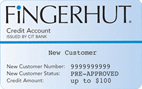 Fingerhut Credit® Account