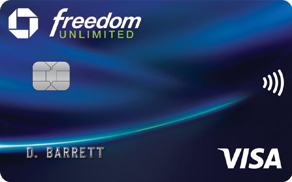 Chase Freedom Unlimited℠