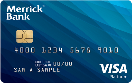 The Secured Visa® from Merrick Bank Credit Card