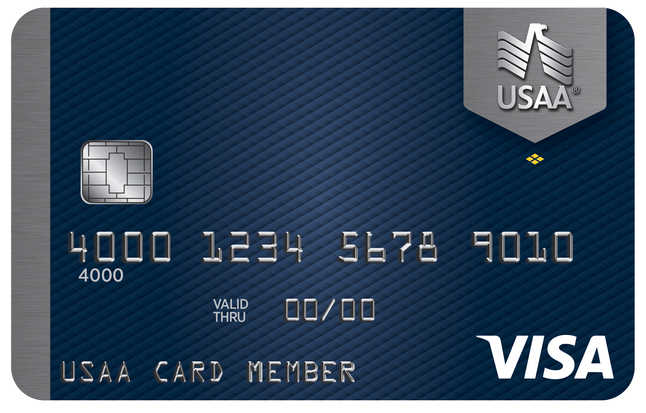 USAA Secured Card Visa Platinum®