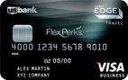 U.S. Bank FlexPerks® Business Edge™ Travel Rewards Card