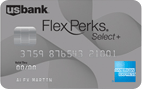 US Bank FlexPerks® Select+ American Express® Card