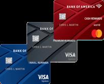 Bank of america credit cards credit karma bank of america credit cards reheart Image collections