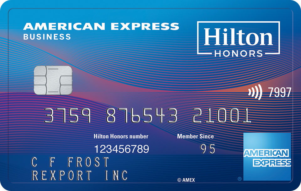 The hilton honors american express business card reviews credit karma reheart Gallery