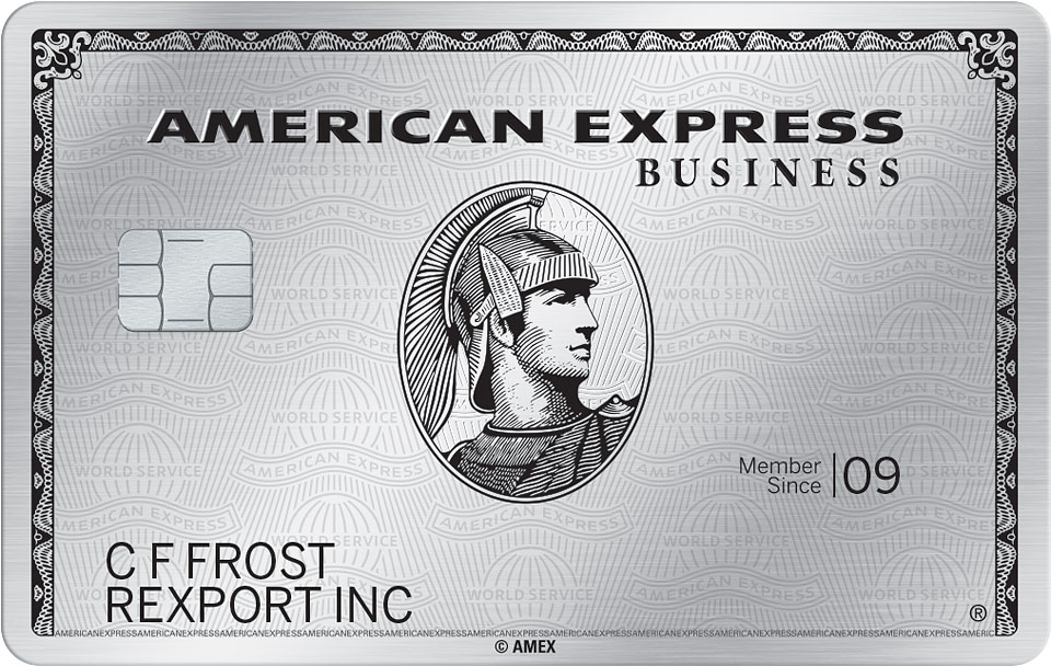 The Business Platinum® Card from American Express OPEN Reviews ...