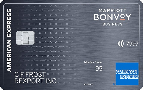 Starwood Preferred Guest® Business Credit Card from American Express ...