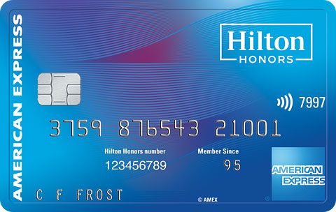 Hilton Honors Card from American Express Reviews