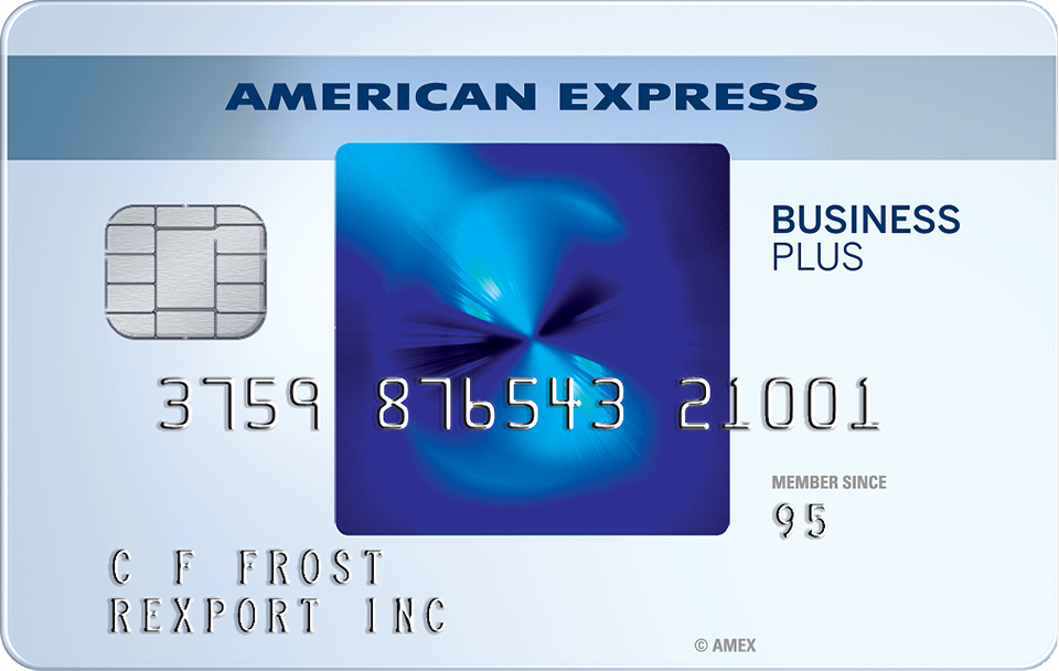 The Blue Business℠ Plus Credit Card from American Express Reviews ...