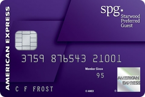 Starwood Preferred Guest® Credit Card from American Express ...