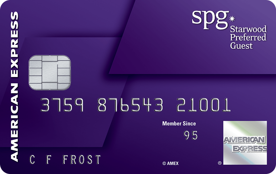 Starwood Preferred Guest® Credit Card from American Express Reviews | Credit  Karma