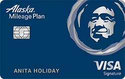 alaska airlines visa signature credit card reviews credit karma - Visa Signature Credit Card