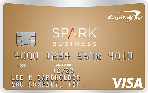 Capital one spark classic for business reviews credit karma reheart Images