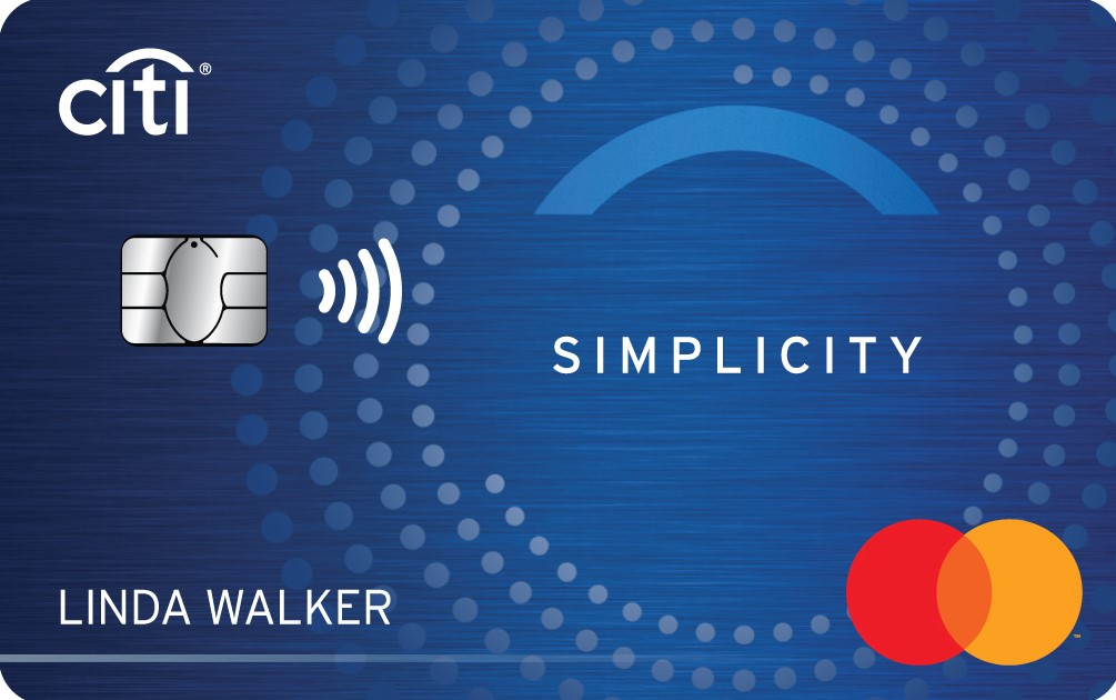 Image result for Citi Simplicity® Card