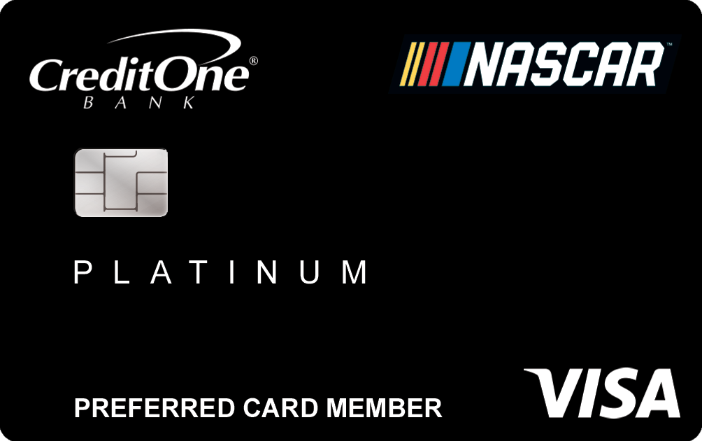 NASCAR® Credit Card from Credit One Bank® Reviews
