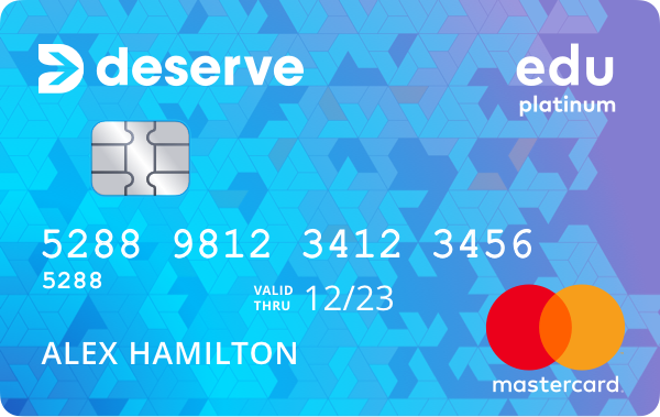 Image result for Deserve MasterCard