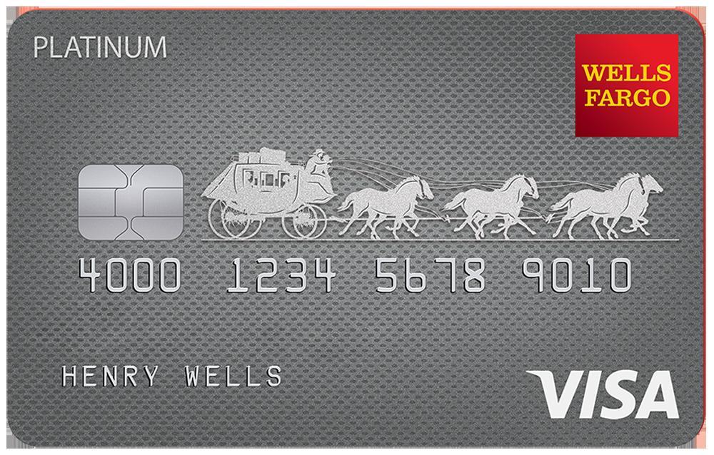 Wells Fargo Platinum Visa card Reviews