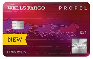 Wells Fargo Propel American Express® Card Reviews | Credit Karma