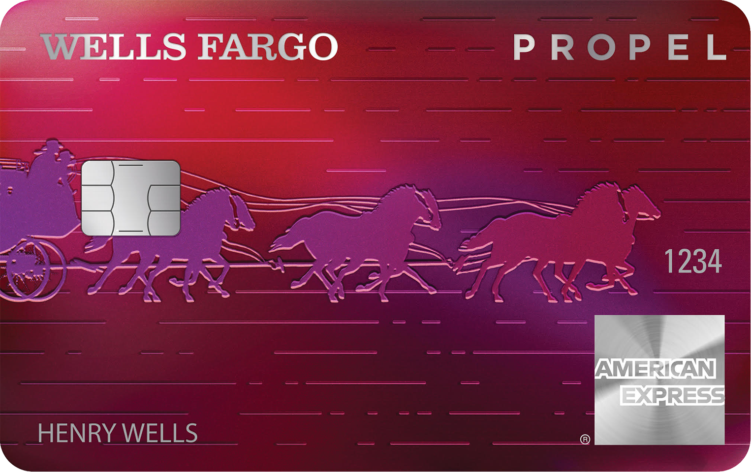 Image result for Wells Fargo Propel American Express Card