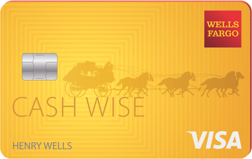 Wells Fargo Cash Wise Visa® Card Reviews