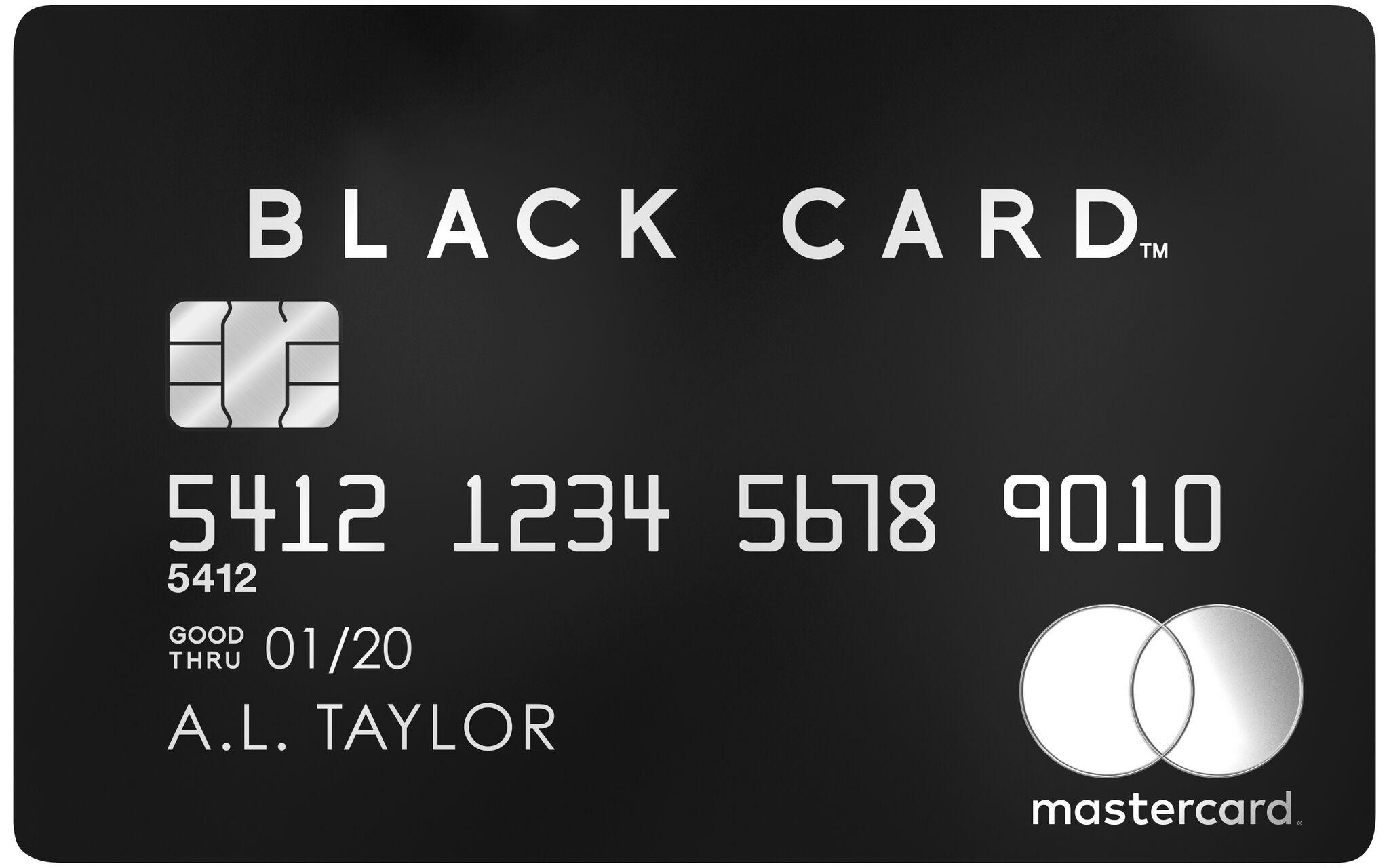 Mastercard black card reviews credit karma reheart Image collections
