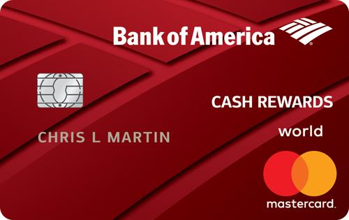 Bank of America® Cash Rewards Credit Card Reviews | Credit Karma