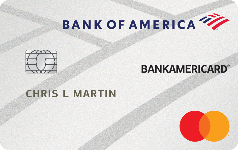 BankAmericard® Credit Card Reviews | Credit Karma