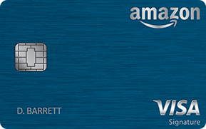 Chase Amazon.com Rewards Visa® Card Reviews January 7  Credit