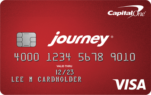 Journey® Student Rewards from Capital One® Reviews